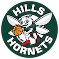 Hills Hornets Basketball Association Inc Logo