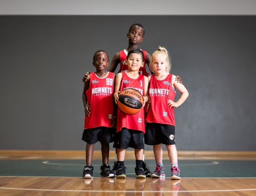 HORNETS ACADEMY HOLIDAY CAMPS 5-12 YEARS