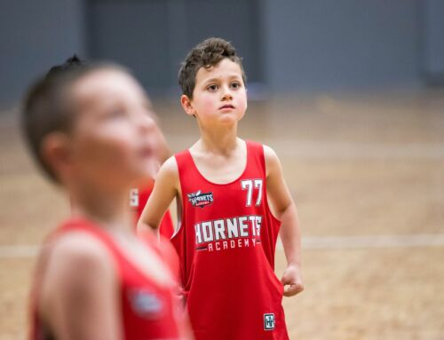 HORNETS ACADEMY SKILLS SESSIONS 5-12 YEARS